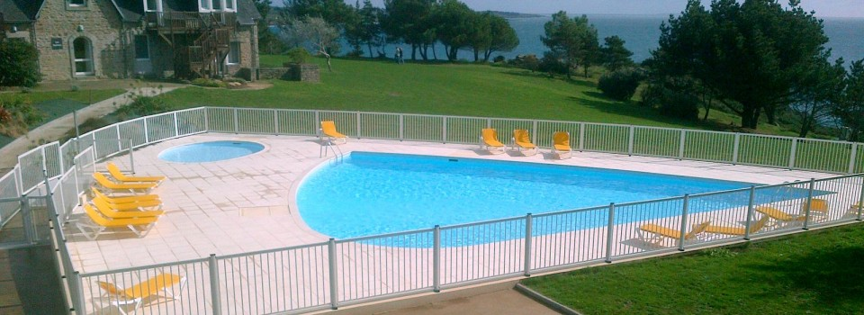 Barri re de piscine en aluminium et protection aluminium de piscine for Barriere de protection