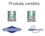 Certifications Barrières Piscine Axium Aluminium