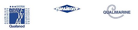 Certifications Qualicoat, Qualimarine et Qualanod Axium Aluminium